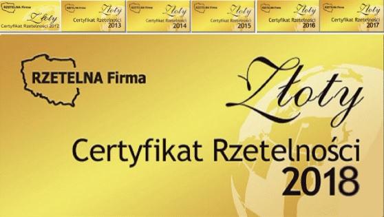 Kliknij i sprawdŸ status certyfikatu